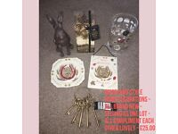Bundle of Home Ornaments - Woodland Style - All New
