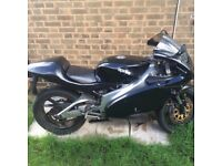 APRILIA RS 125cc spares/easy repair