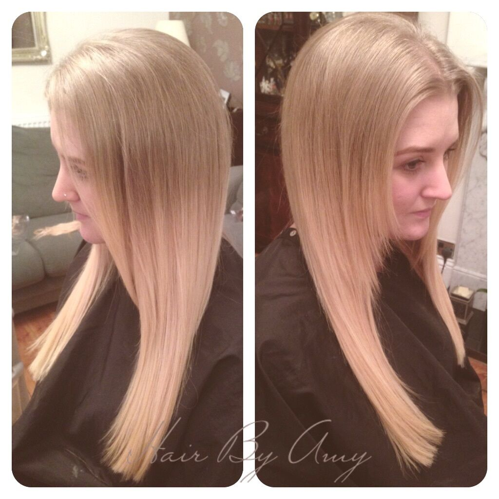 Hair By Amy 100 Human Hair Extensions In Bexley Nano Rings