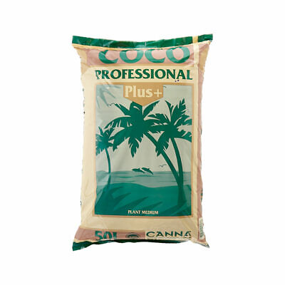 Canna Coco Professional Plus 50L Litre Growing Medium Hydroponics *FREE DELIVERY