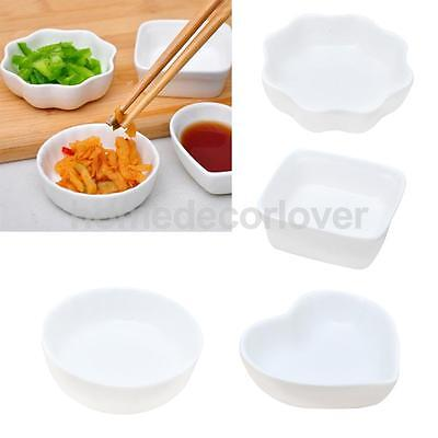 Ceramic Sauce Tray Seasoning Pickle Small Dish Butter Food Saucer Plate PICK Ceramic Tray