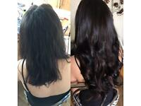 Professional Hair extensions 20% off for April!!