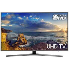 "Samsung Ue49mu6400 49"" Smart UHD HDR LED TV. Brand new boxed complete can deliver and set up."