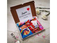 Sweet chocolate hamper box/birthday gift/ gift box