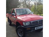 Toyota Hilux MK3 super original condition