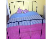 King Size Bed Frame (Ikea)