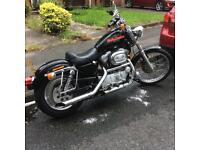1999 Harley Davidson Sportster 883 LOW MILES £3600 O.N.O