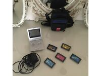 Silver Game Boy Advance SP (See new offer below)