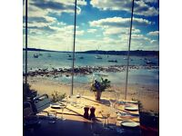 Chef de partie to start at Shell Bay Sea food restaurant straight away.