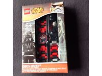 Lego Star Wars watch brand new in box