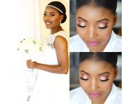 Bridal Makeup Artist for Black, African, Asian and Arab skin