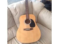 Boston full size guitar complete with Boston bag.... Gr8 condition not had much use... £35