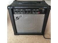 25W Bass amplifier for sale