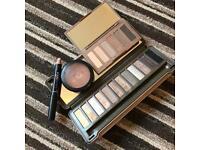 Mac benefit urban decay naked 2 palette eye shadow blush