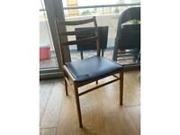 Mid Century style wooden dining or desk chair