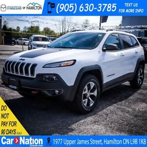 2016 Jeep Cherokee TRAILHAWK | AWD | UCONNECT NAV |