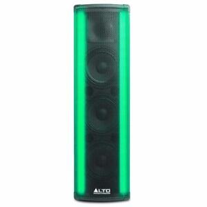 ALTO SPECTRUM PA Portable Powered Speaker System Dual LED Lighting ( great for Singers, DJ, Bars and Karaoke Parties )
