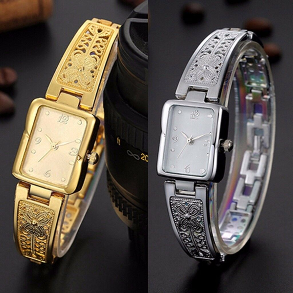Ladies/Girls Love Gift Watch Stainless Steel Luxury Bracelet