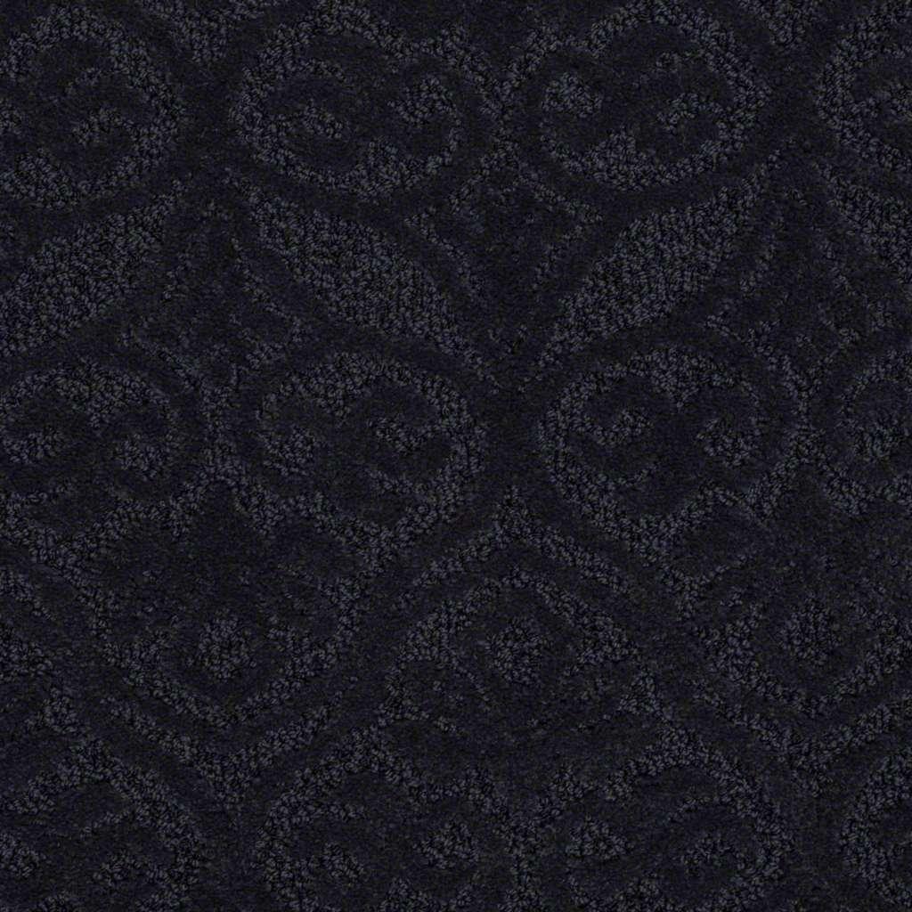 Modern Amenities Deep Indigo Super Soft 44 oz Pattern Repeat