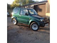 For sale 2004 Suzuki Jimny
