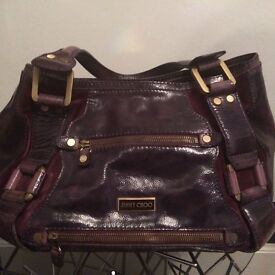 Genuine jimmy choo handbag