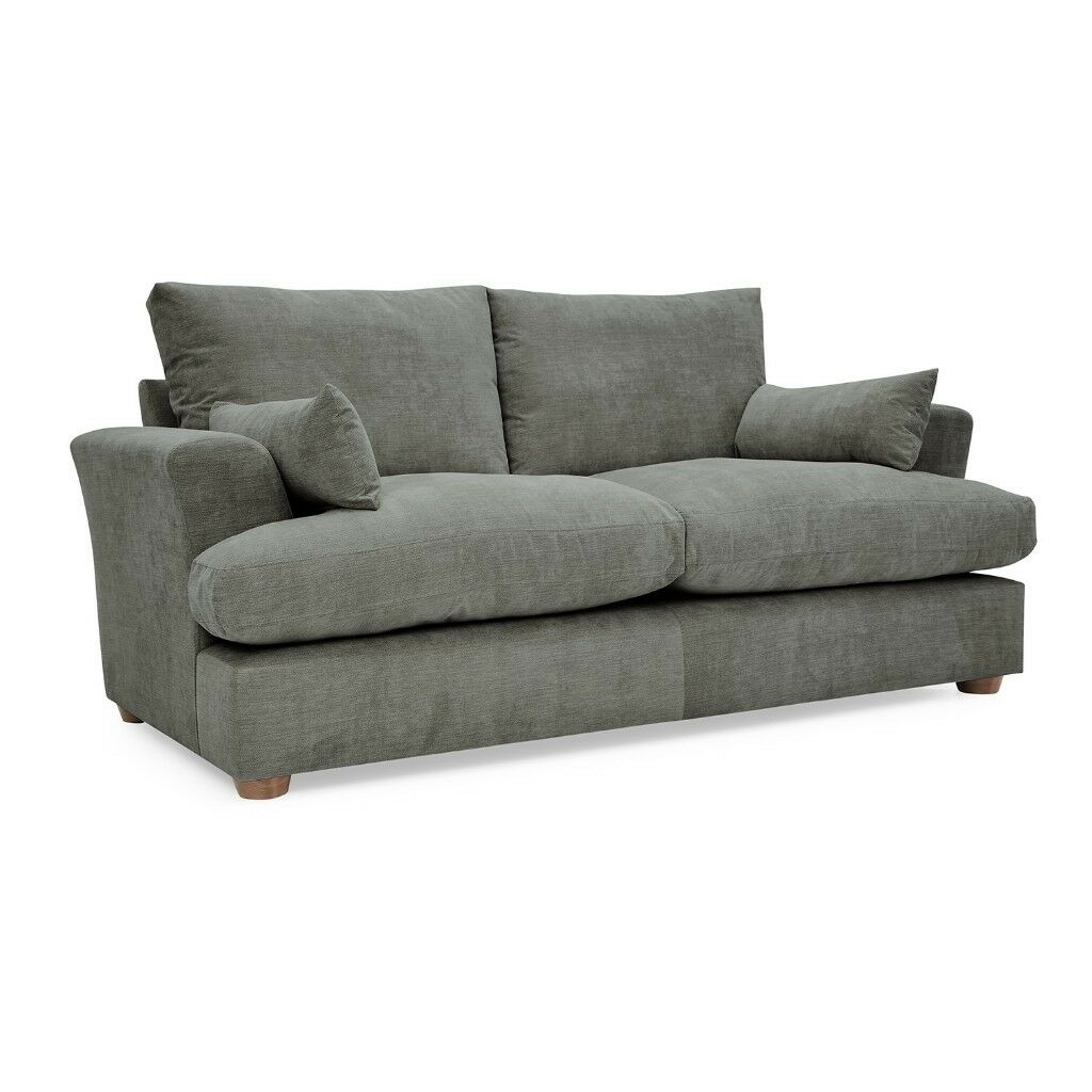 Miraculous Ritz Fabric 2 Seater Dark Grey Sofa Barely Used Like New 499 Retail In Rosewell Midlothian Gumtree Andrewgaddart Wooden Chair Designs For Living Room Andrewgaddartcom