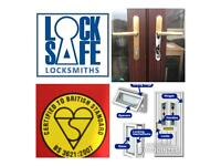 Qualified Locksmith 24 Hour Emergency Service NO CALL OUT CHARGE