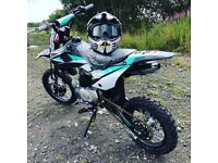 2018 Super Stomp 120cc PitBike