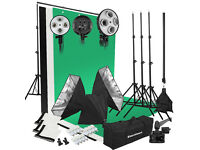 The Excelvan 2000W Photography and Digital Video Continuous Lighting Kit