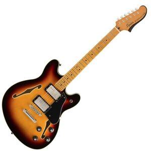 Fender Squier Classic Vibe Starcaster - Maple Fingerboard - 3 Colour Sunburst