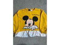 Mickey Mouse jumper Zara