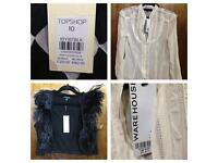 Brand New With Tags High End Clothing