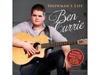 Ben Currie - Showman's Life CD