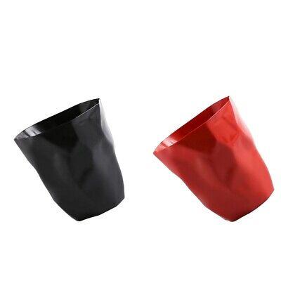 2pcs Kunststoff Mülleimer, Kreativer Abfalleimer, Wohnzimmer Große