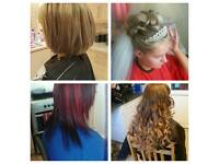 helens home hairdressing