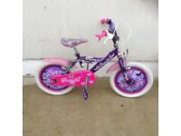 Girls 16 inch Bicycle