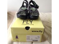 Ladies FLY LONDON Sandals size 5