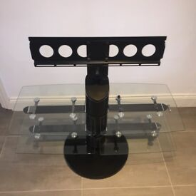 """Alphason APX50/4B Universal Stand With Bracket Up To 50"""" - Very Good Condition"""