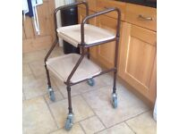 Lightweight steady trolley