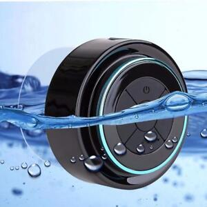 NEW BLUETOOTH WIRELESS 3.0 SHOWER SPEAKER PHONE WATERPROOF BSF012 AS LOW AS $23.95 EA