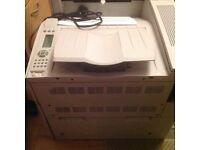 Lexmark W840dn A3 A4 Mono Network Duplex Laser Printer W840 dn 840dn 840 JM