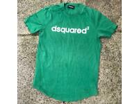 Dsquared green t shirt