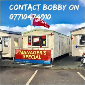 Static caravan for sale ocean edge holiday park 12 month season