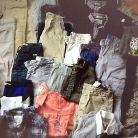 Boys bundle of clothes age 2-7 yrs, John Rocha, Blue Zoo, Jasper Conran, Osh Kosh B'gosh etc