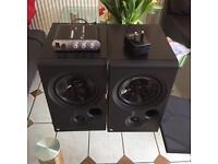 Kef Coda Speakers