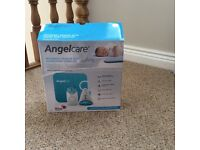 Angelcare AC601 movement sensor with sound baby monitor