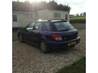 Subaru spares or repair!! Mot October