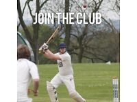 Cricket in Leeds - Join the club