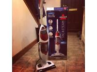 BISSELL 1132E VAC & STEAM ALL IN ONE VACUUM AND STEAM MOP..