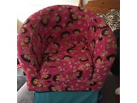 Dora the explorer chair